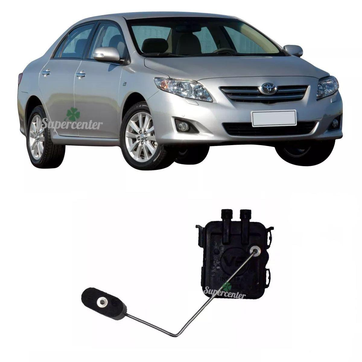 Sensor Nível Bóia Combustível Toyota Corolla Após 2008