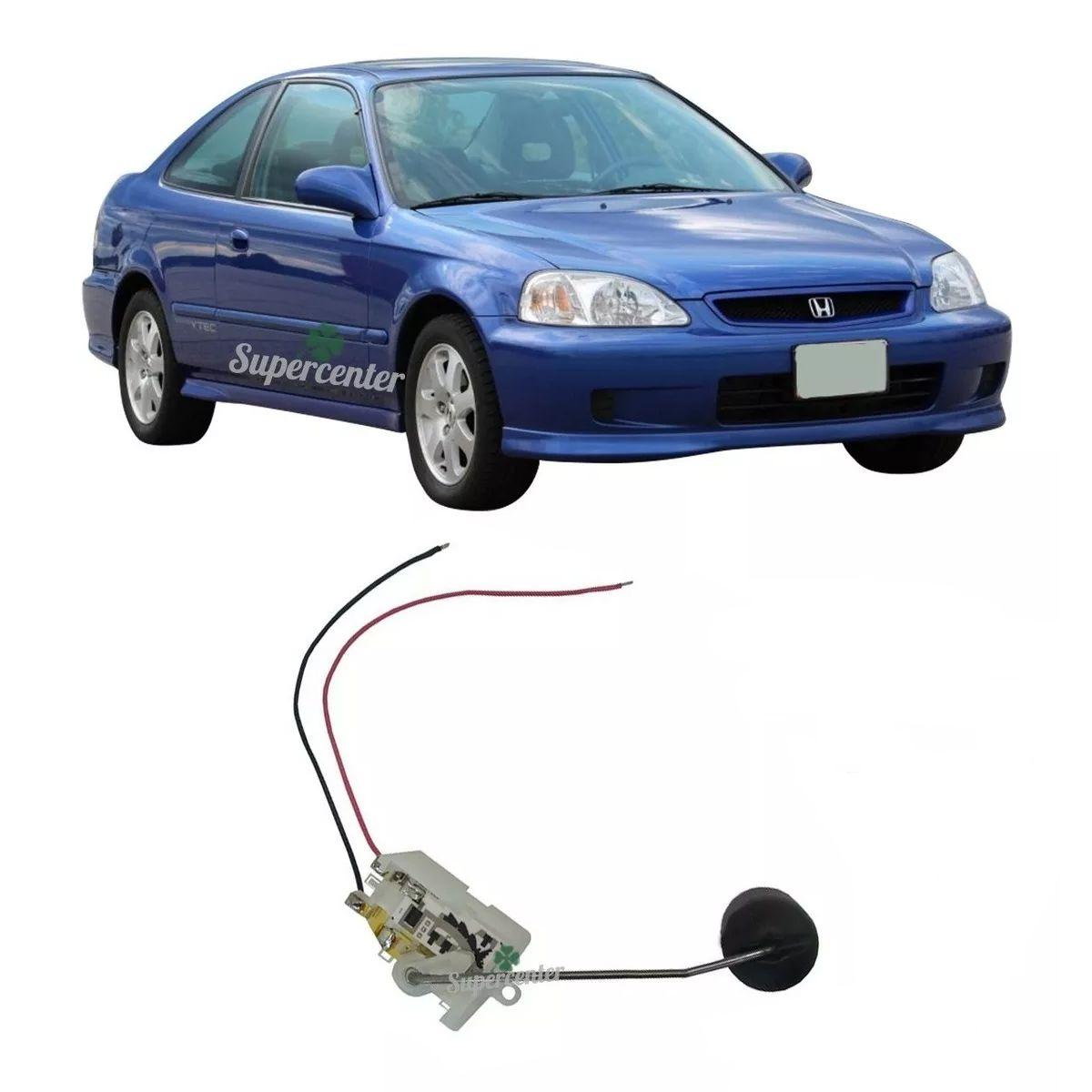Sensor Nível Combustível Bóia Gasolina Honda Civic 1999 A 2000?