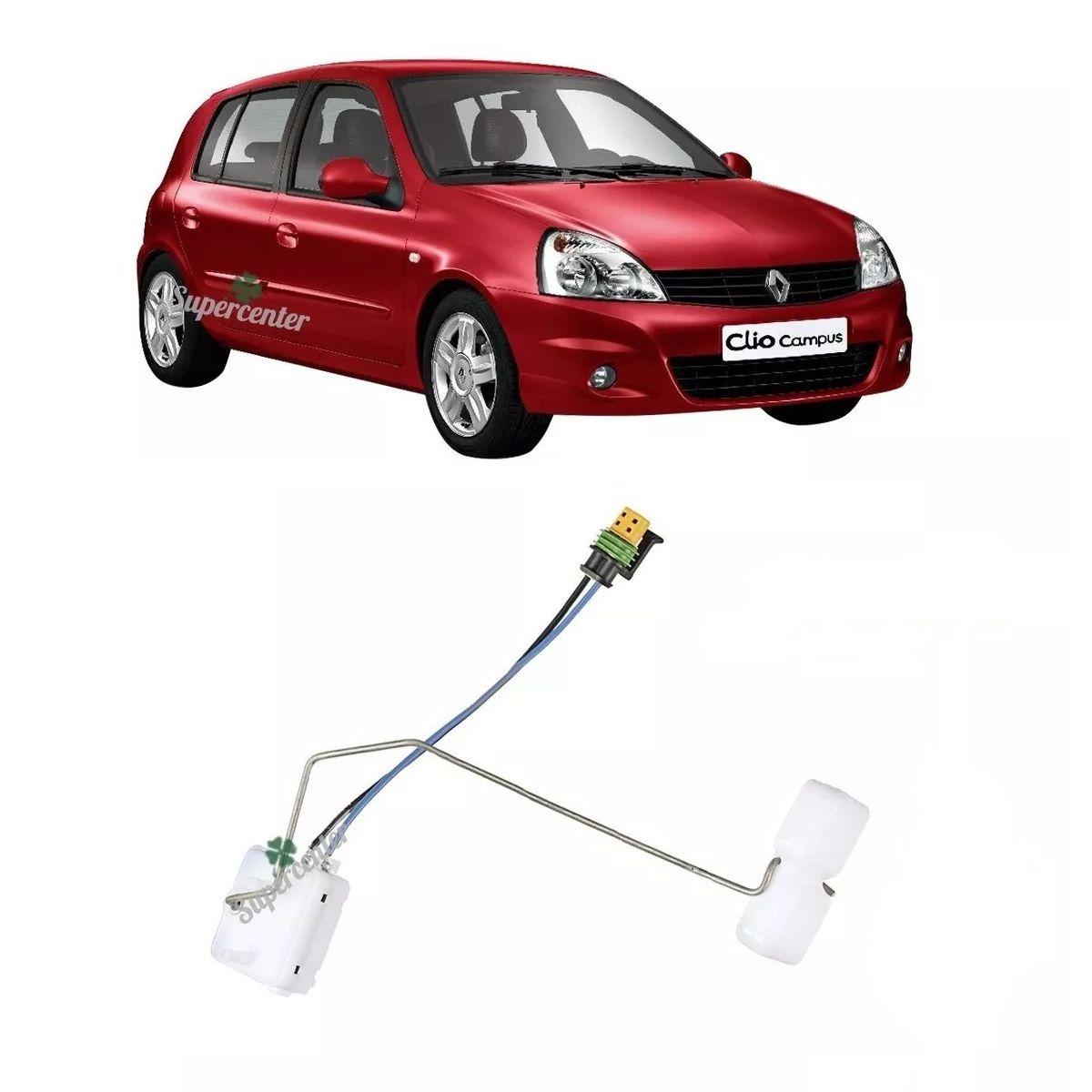 Sensor Nível Combustivel Flex Renault Symbol Clio Apos 2005