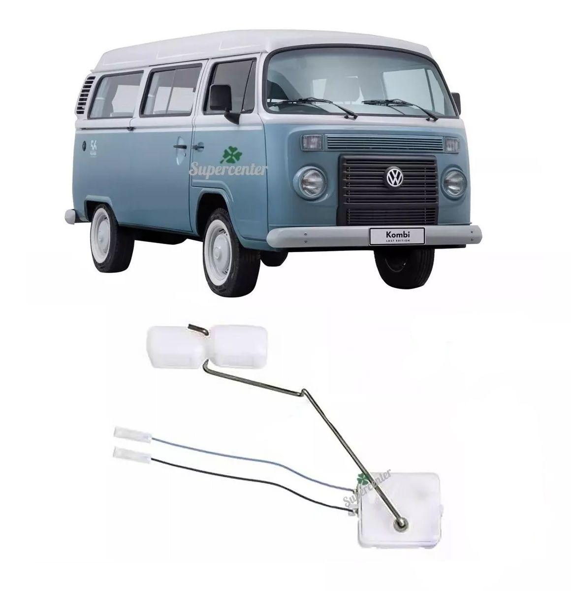 Sensor Nível Combustível Gasolina Alcool Kombi Carat 1997 A 2005