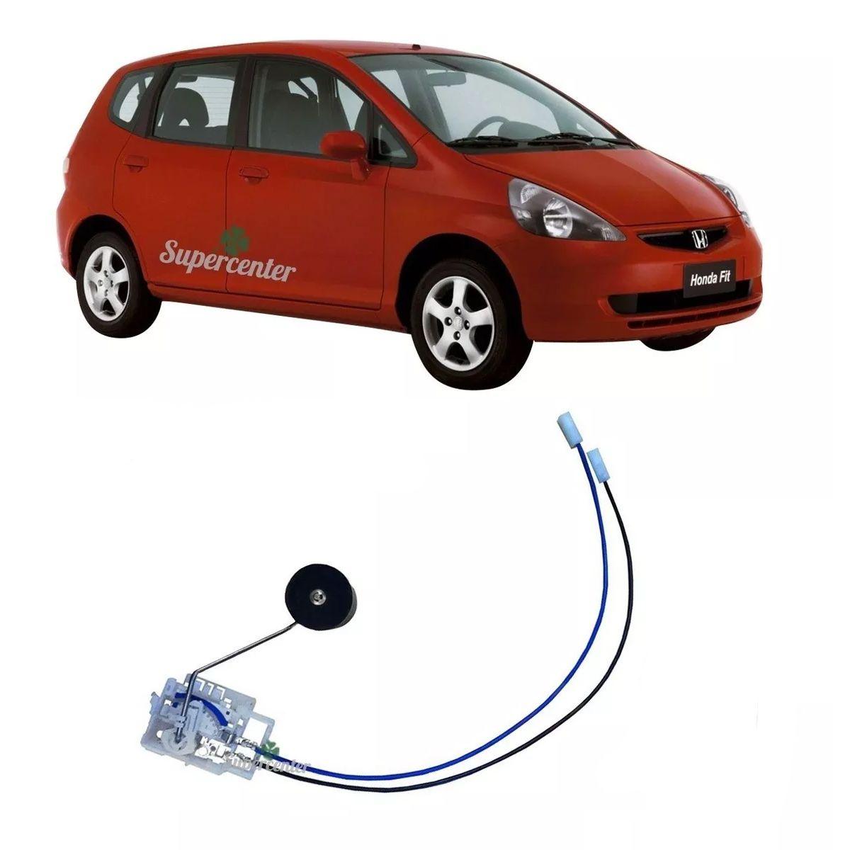 Sensor Nível Combustível Gasolina Honda Fit 1.4 1.6 2004 A 2006