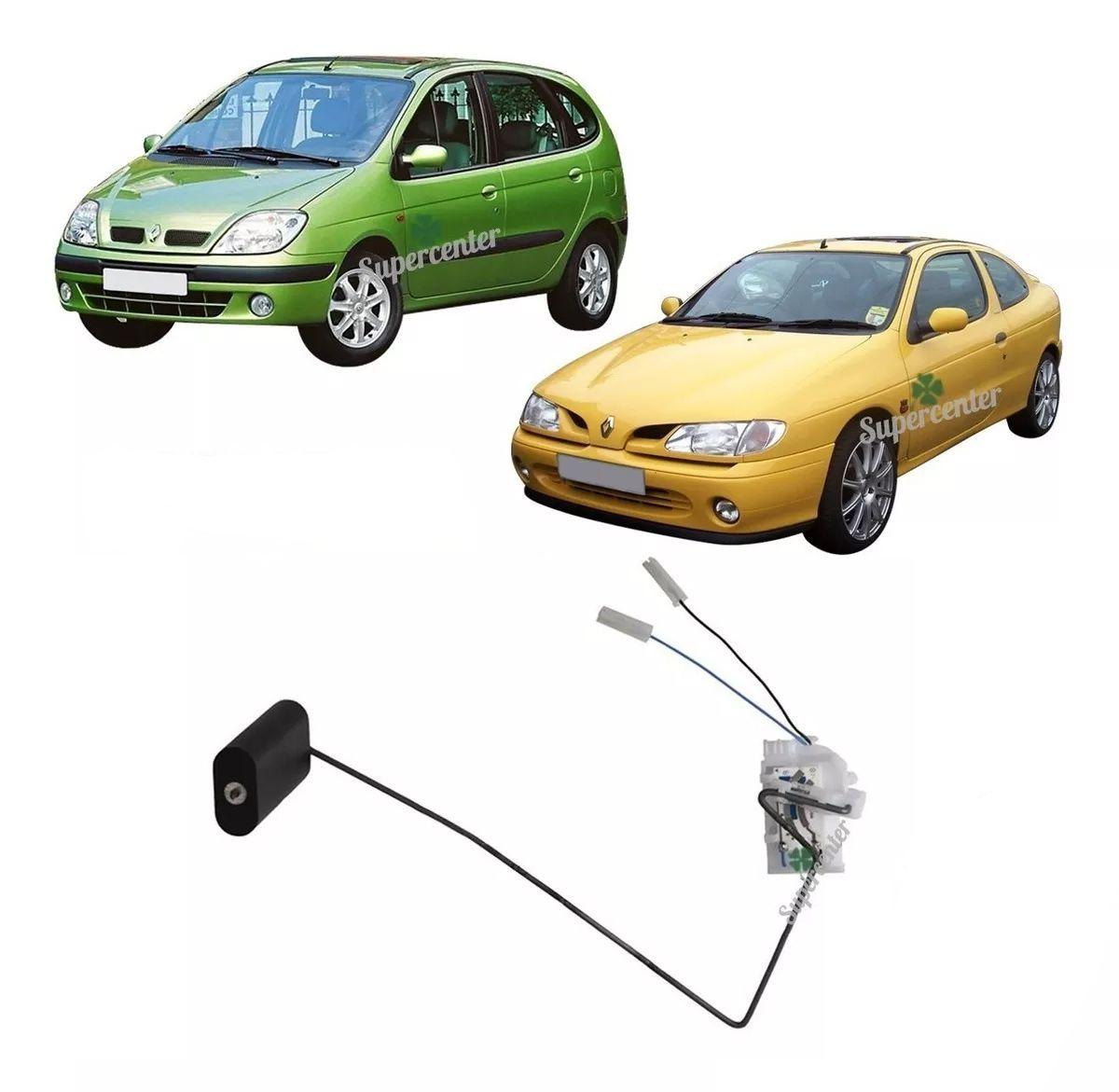 Sensor Nível Combustível Gasolina Megane Scenic Após 1999