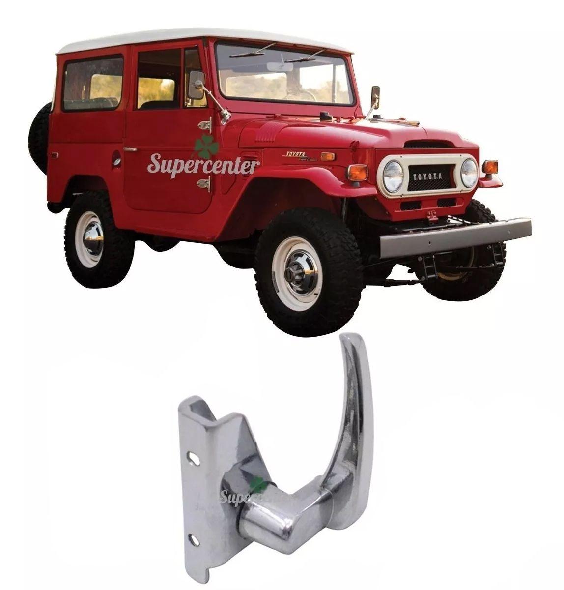 Trinco Quebra Vento Toyota Bandeirante 1962 Até 1984