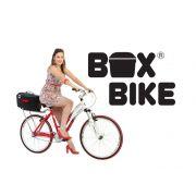 Baú Para Bicicleta Box Bike Kalf + Iluminação