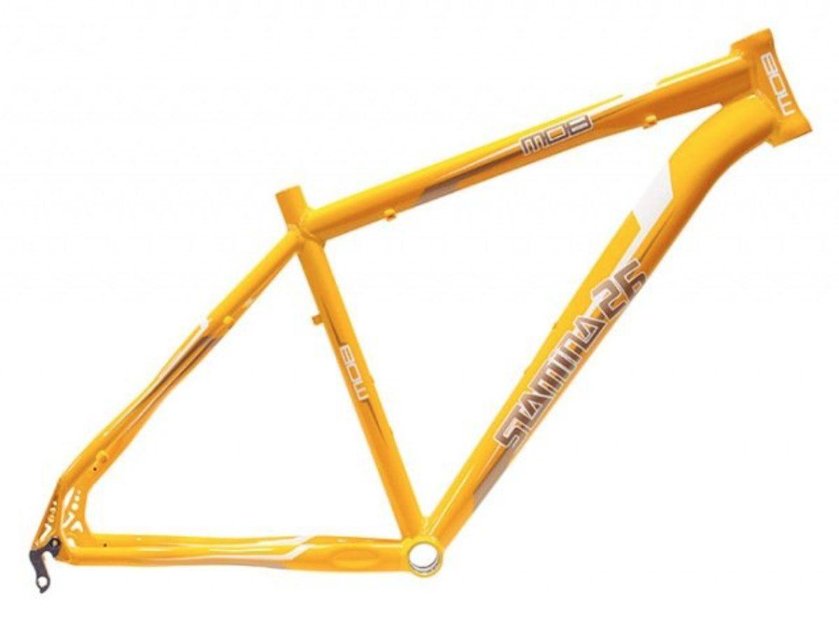 Quadro MOB Stamina 26 16″ amarelo