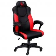 Cadeira Gamer PCYes Mad Racer V6 Turbo, Vermelha e Preta - GMADV6TVM