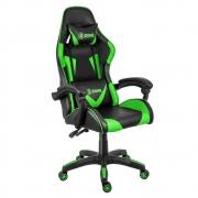 Cadeira Gamer Xzone, Preta E Verde - Cgr 01