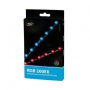 Fita de LED DeepCool RGB 200 EX, 40cm - DP-LED-RGB200EX