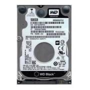 HD Notebook Western Digital 500GB SATA3 Black - WD5000LPLX