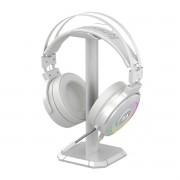 Headset Redragon Lamia 2 Lunar White RGB USB H320W-Rgb
