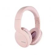 Headset Telefunken Bluetooth Rosa - H600bt