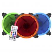 KIT cooler Fan RGB Rítmicos - AF-K1225