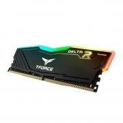 Memória Team Group T-Force Delta RGB 8GB DDR4 2666MHz -  TF11D48G2666HC16C01