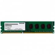 Memoria U-DIMM DDR3 4GB/1600Mhz Patriot PSD34G16002