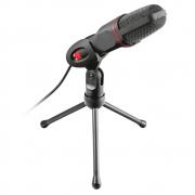 Microfone Gamer Trust GXT 212 Mico, USB/P2 - 23791