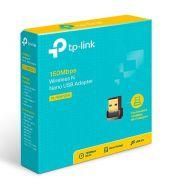 Mini Adaptador TP-Link Nano Wireless N USB 150 Mbps - TL-WN725N