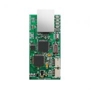 Módulo Ethernet Jfl P/ Comunicação Via Internet -  Me-04