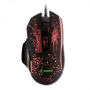 Mouse Gamer XZONE 3200 DPI GMF-03