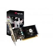 Placa de vídeo Afox GEFORCE GT220 1GB DDR3 128 BITS LP - HDMI - DVI - VGA - AF220-1024D3L2