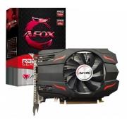Placa de Vídeo Afox Radeon RX550 4GB DDR5 128 Bits - AFRX550-4096D5H4-V4