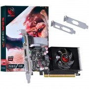 Placa de Vídeo PCYes AMD Radeon HD5450 1GB, DDR3 - PJ54506401D3LP