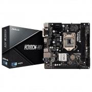 Placa Mãe ASRock H310CM-HDV, Intel LGA 1151, Micro ATX, DDR4