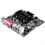 Placa Mãe D1800B-ITX Intel J1800 MiniITX DDR3 ASROCK