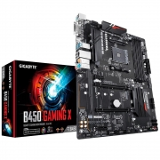 Placa-Mãe Gigabyte B450 Gaming X, AM4, ATX, DDR4