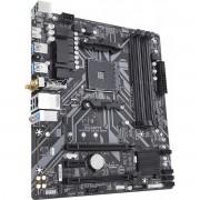 Placa-Mãe Gigabyte B450M DS3H Wifi, AMD AM4, mATX, DDR4