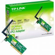 Placa wireless PCI TL-WN751ND TP-LINK