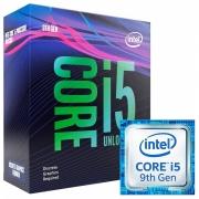 Processador Intel Core i5-9600KF Coffee Lake Refresh, Cache 9MB, 3.7GHz (4.6GHz Max Turbo), LGA 1151, Sem Vídeo - BX80684I59600KF