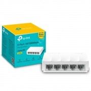 Switch TP-Link 5 Portas 10/100Mbps - LS1005