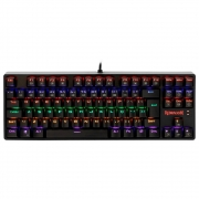 Teclado Mecânico Gamer Redragon Daksa K576, LED Rainbow, Switch Outemu MK2 Blue, ABNT2 - K576R PT-BLUE