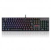 Teclado Mecânico Gamer Redragon Surara Pro, RGB, Switch Redragon Optical RED, ABNT2 - K582RGB-PRO (PT-RED)