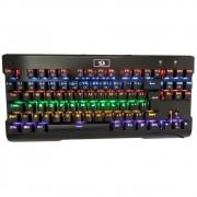 Teclado Mecânico Gamer Redragon Visnu, Rainbow, Switch Outemu Azul - K561R-1