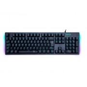 Teclado Mecânico Gamer T-Dagger Bermuda, LED Azul, Switch Outemu MK2 Blue, ABNT2 - T-TGK312-BL