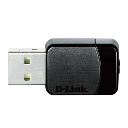 Adaptador D-Link Nano Wireless Dual-Band USB -  DWA-171