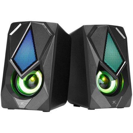 Caixa de Som Gamer Xtrike-me SK-402, RGB, 2x3W, USB