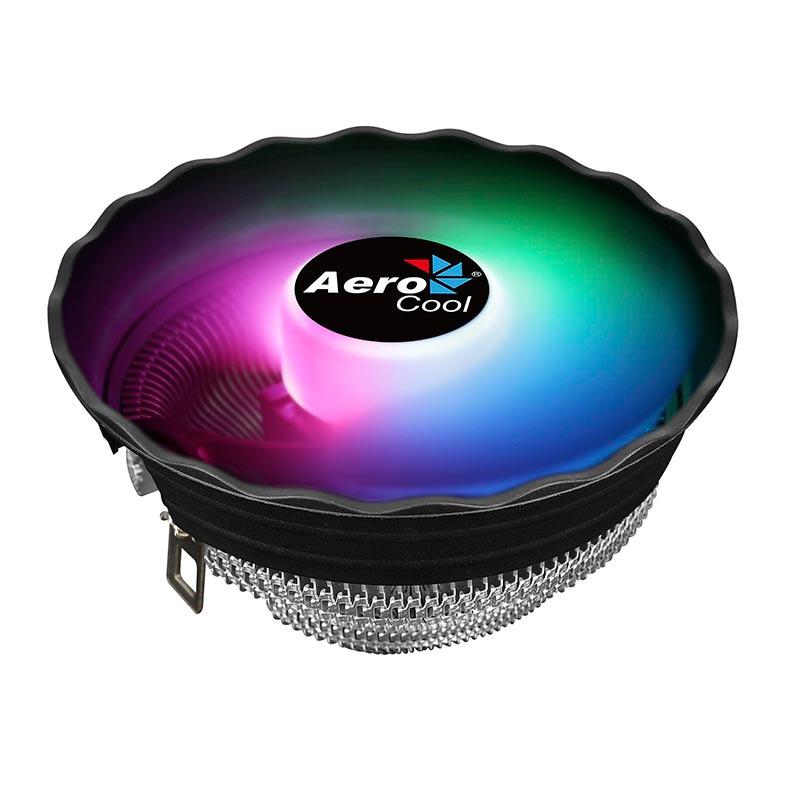 Cooler para processador Aerocool Air Frost plus FRGB, 73002
