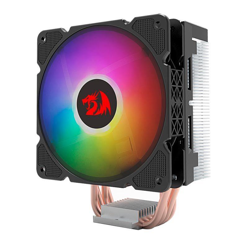Cooler Para Processador Redragon Effect Argb - Cc-2000