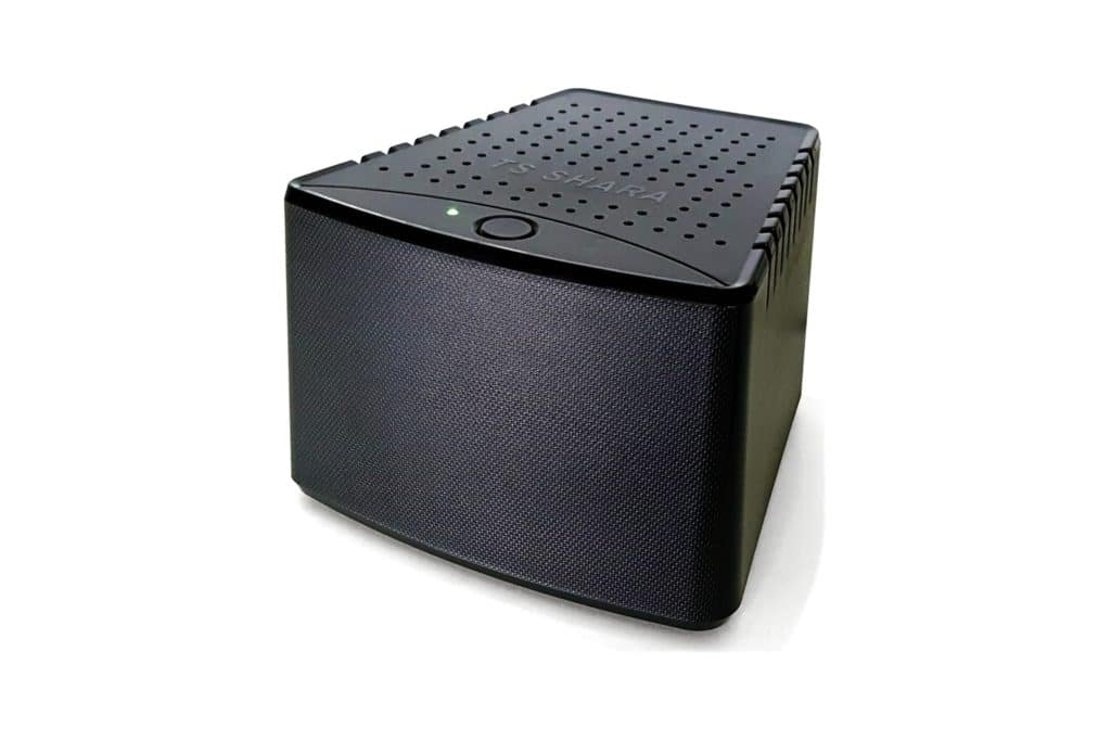 Estabilizador TS Shara Eletrônico Powerest 500va Bivolt - 9003