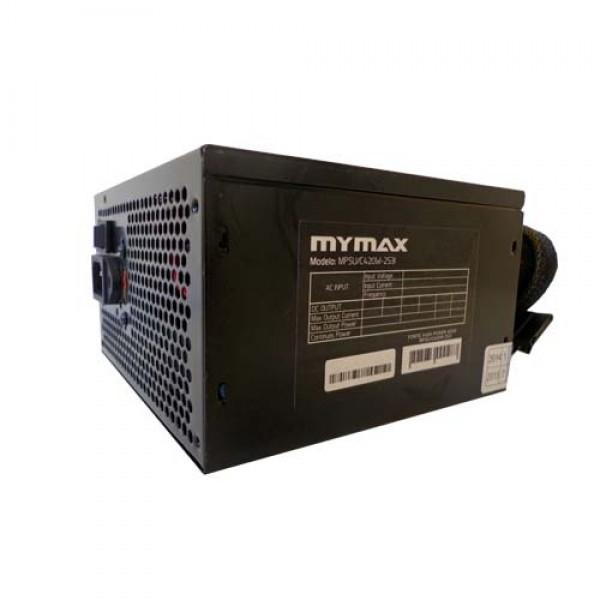 Fonte Mymax ATX 500W MPSU/FP550W 80 Plus Bronze PFC ATIVO
