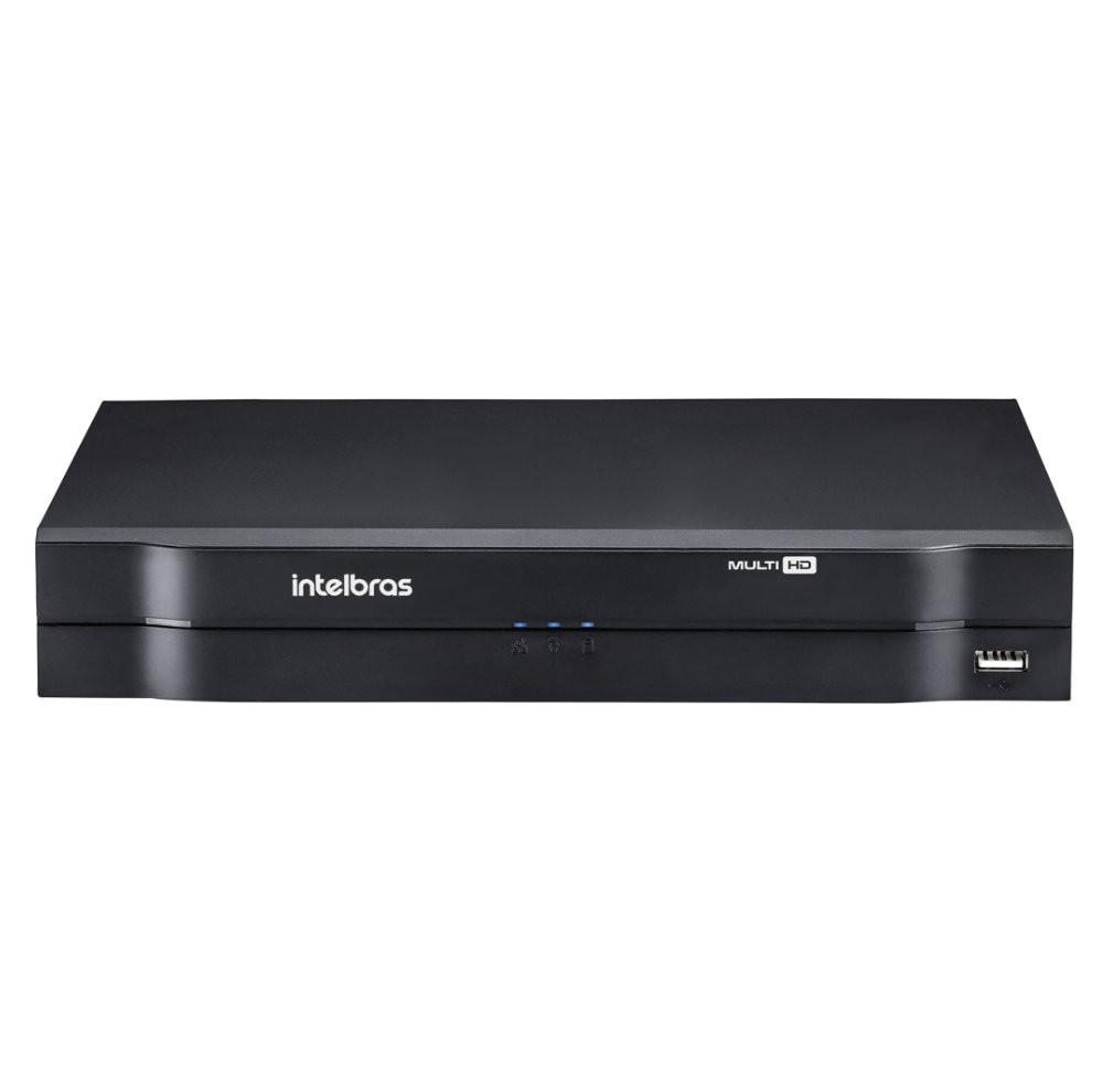 Gravador DVR Stand Alone 16 Canais Mhdx 1116 Intelbras Multi-hd