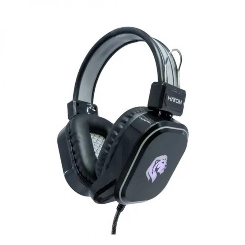 Headset Gamer com Microfone Hayom HF2206