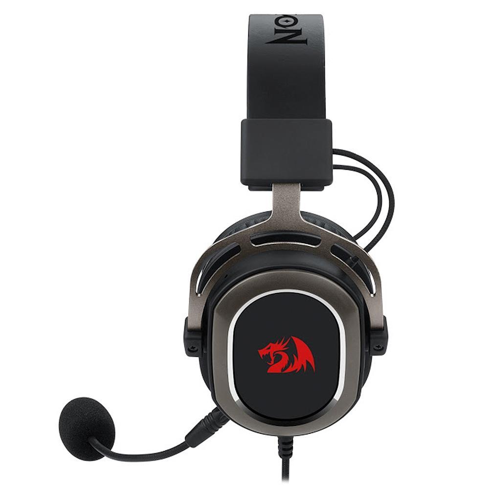 Headset Gamer Redragon Helios, 7.1 Surround - H710