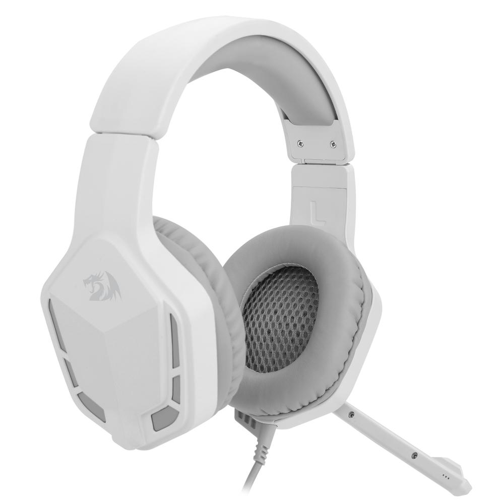 Headset Gamer Redragon Themis 2 Lunar White - H220w-n