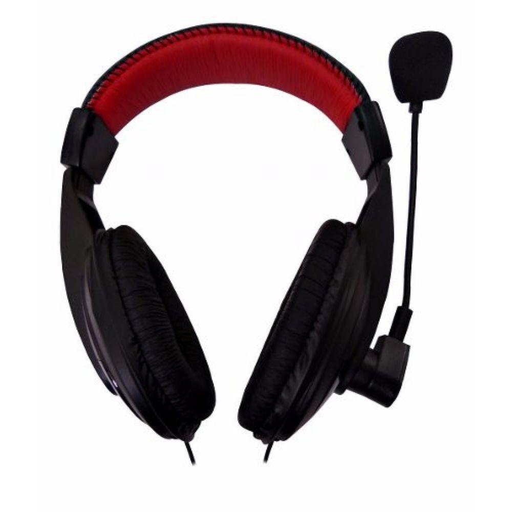 Headset Pixxo EPH222 c/ Microfone c/ Controle de Volume No Cabo