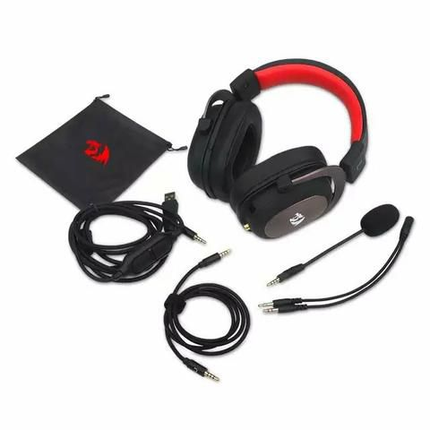 Headset Redragon Zeus2, USB, Surround 7.1, H510-1