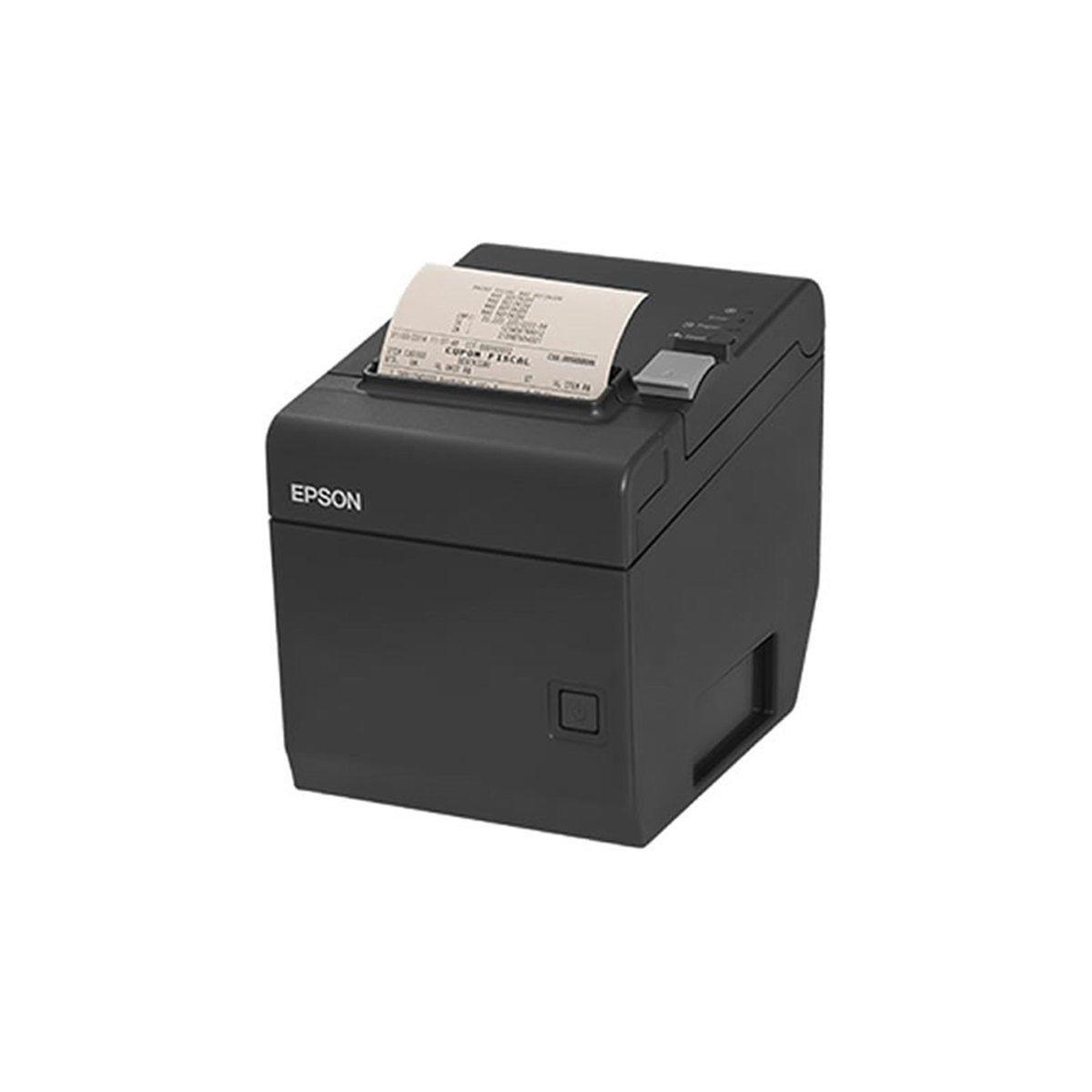 Impressora Térmica Fiscal Epson - TM-T900F (lacrada para SC)