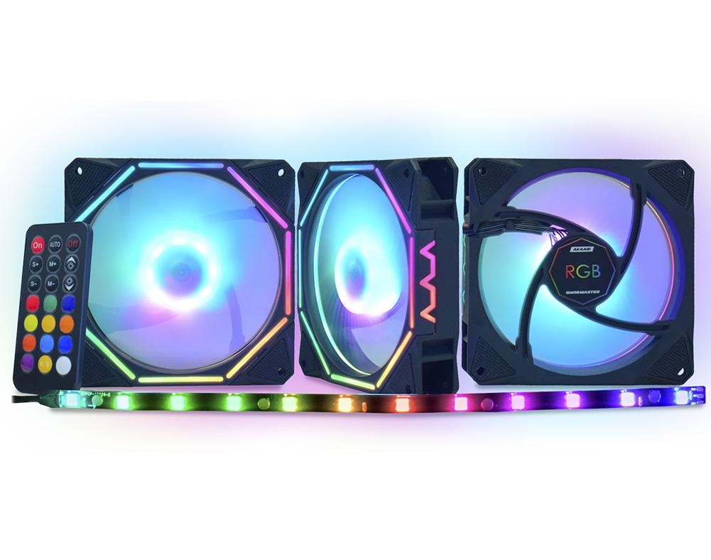 KIT Fan Cooler ARGB Slin Ring - AK-AAB1
